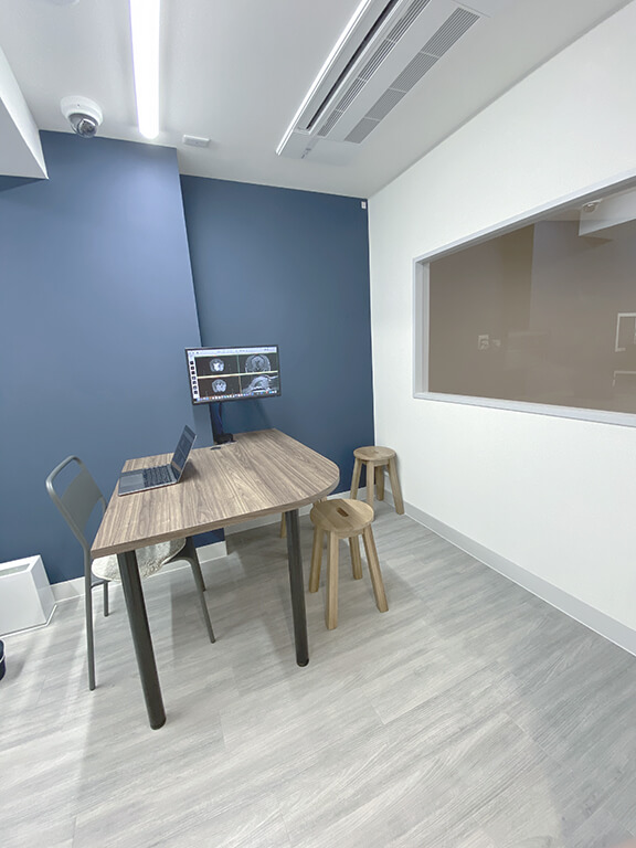 ニューロベッツの第二診察室
