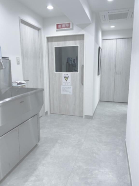 ニューロベッツの処置室